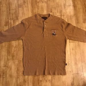 Men's medium long sleeve shirt